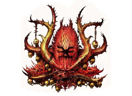 Daemons of Khorne
