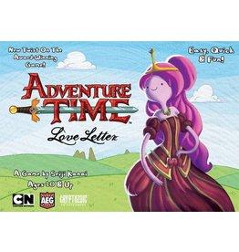 Alderac Entertainment Group Love Letter: Adventure Time