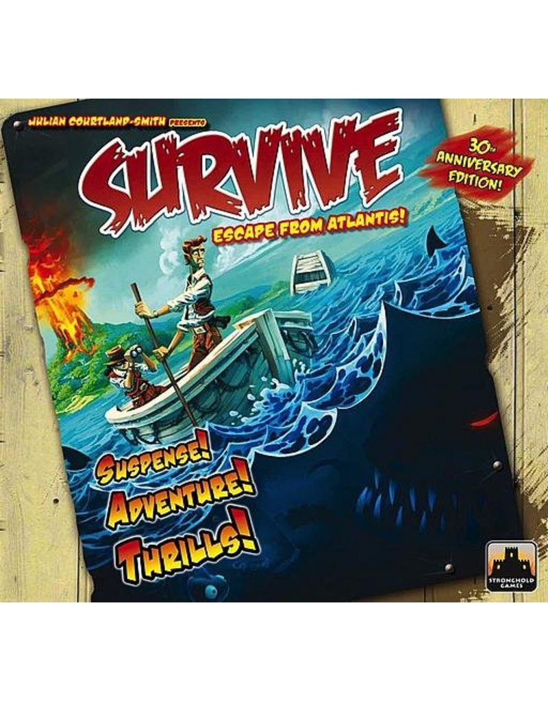 Stronghold Games Survive: Escape from Atlantis!