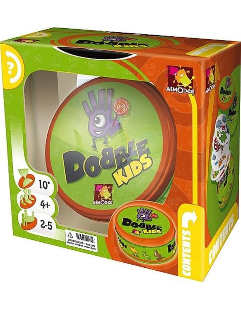 Asmodee Games Dobble: Kids edition