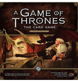Fantasy Flight Games A Game of Thrones: The Card Game