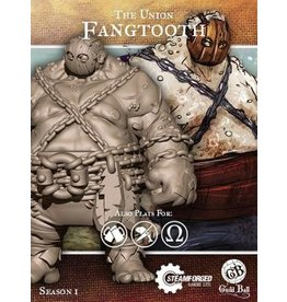 Steamforged Fangtooth
