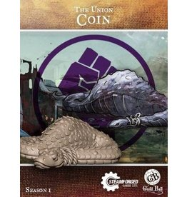 Steamforged Coin