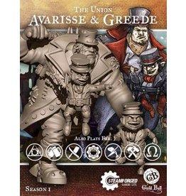 Steamforged Avarisse & Greed