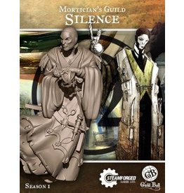 Steamforged Silence