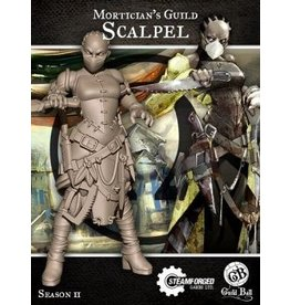 Steamforged Scalpel