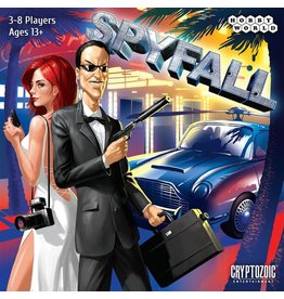 Cryptozoic Entertainment Spyfall