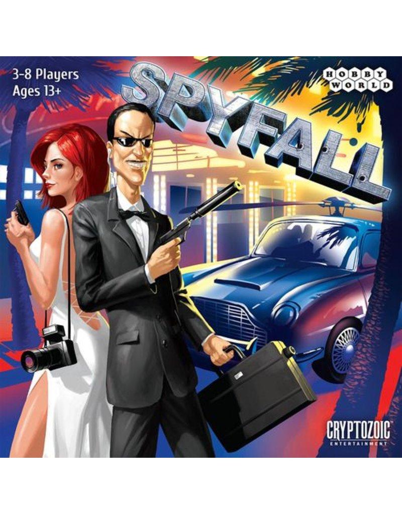 Cryptozoic Entertainment Spyfall