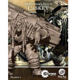 Steamforged Casket