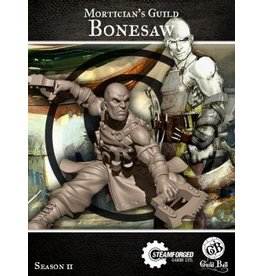 Steamforged Bonesaw