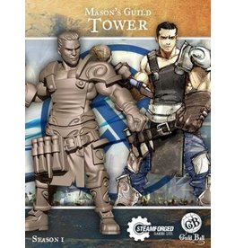 Steamforged Tower
