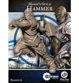 Steamforged Hammer