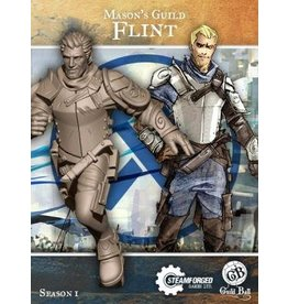 Steamforged Flint