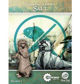 Steamforged Salt