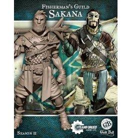 Steamforged Sakana