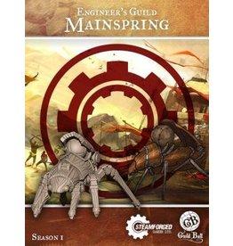 Steamforged Mainspring