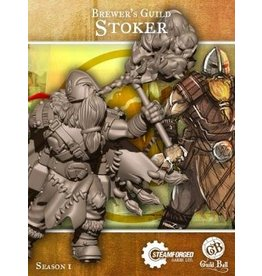 Steamforged Stoker