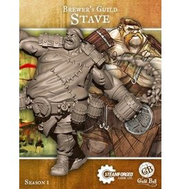 Steamforged Stave