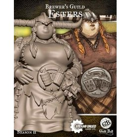 Steamforged Esters