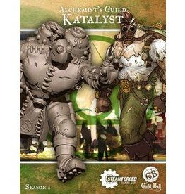 Steamforged Katalyst