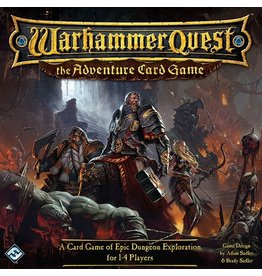 Fantasy Flight Games Warhammer Quest : The Adventure Card Game