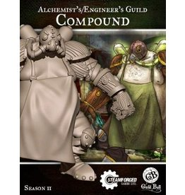Steamforged Compound