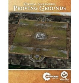 Steamforged Guild Ball Play Mat: Proving Grounds