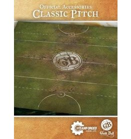 Steamforged Guild Ball Play Mat: Classic Pitch