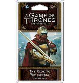 Fantasy Flight Games A Game of Thones: The Card Game: The Road to Winterfell