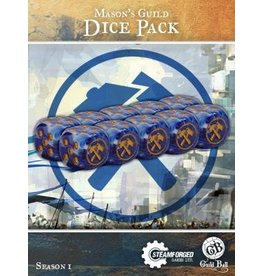 Steamforged Mason's Dice x10