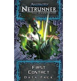 Fantasy Flight Games Netrunner: First Contact