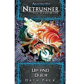 Fantasy Flight Games Netrunner: Up And Over