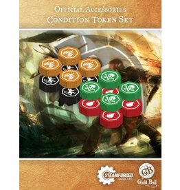 Steamforged Guild Ball Condition Token Set
