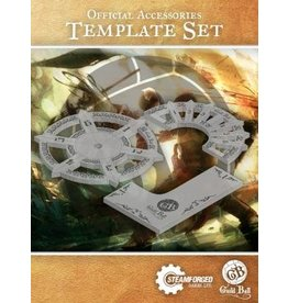 Steamforged Guild Ball Template Set