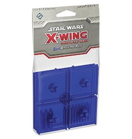 Fantasy Flight Games Star Wars X-Wing: Blue Bases and Pegs Accessory