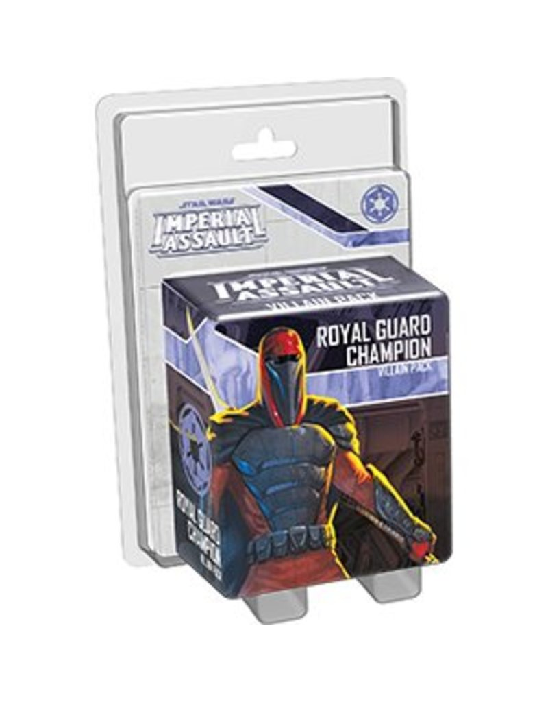 Fantasy Flight Games Star Wars Imperial Assault: Guard Champion Villain Pack
