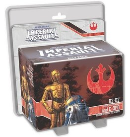 Fantasy Flight Games R2-D2 and C-3PO Ally Pack