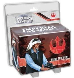 Fantasy Flight Games Star Wars Imperial Assault: Rebel Troopers Ally Pack