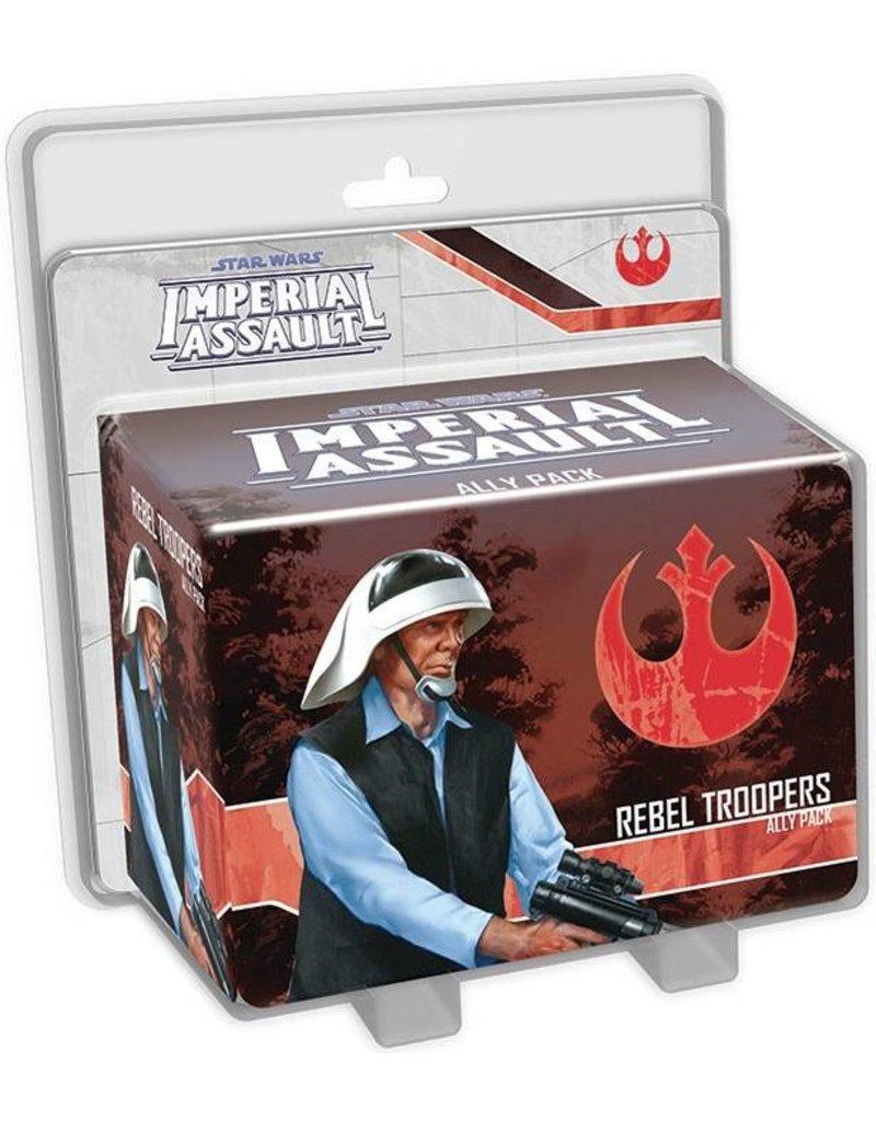 Fantasy Flight Games Star Wars Imperial Assault: Rebel Troopers Ally Pack