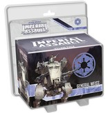 Fantasy Flight Games Star Wars Imperial Assault: General Weiss Villain Pack