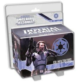 Fantasy Flight Games ISB Infiltrator Villain Pack