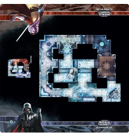 Fantasy Flight Games Nelvaanian War Zone Skirmish Map