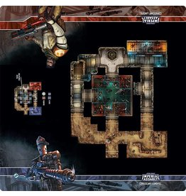 Fantasy Flight Games Coruscant Landfill Skirmish Map