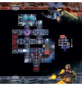 Fantasy Flight Games Star Wars Imperial Assault: ISB Headquarters Skirmish Map