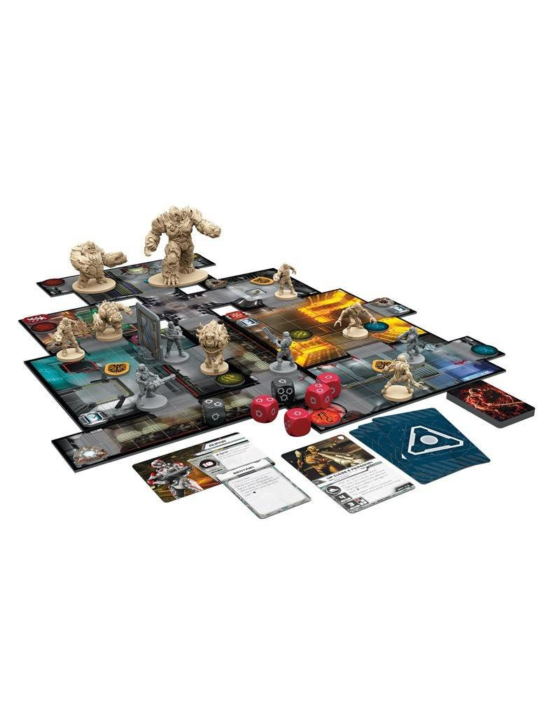 Fantasy Flight Games Doom: The Board Game