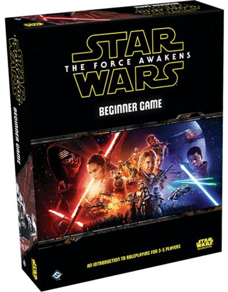 Fantasy Flight Games Star Wars: The Force Awakens Beginner RPG Game