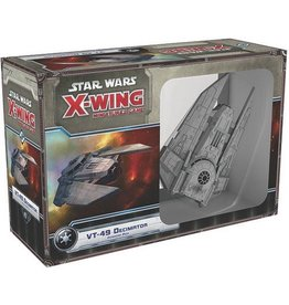 Fantasy Flight Games Star Wars  X-Wing: VT-49 Decimator Expansion Pack
