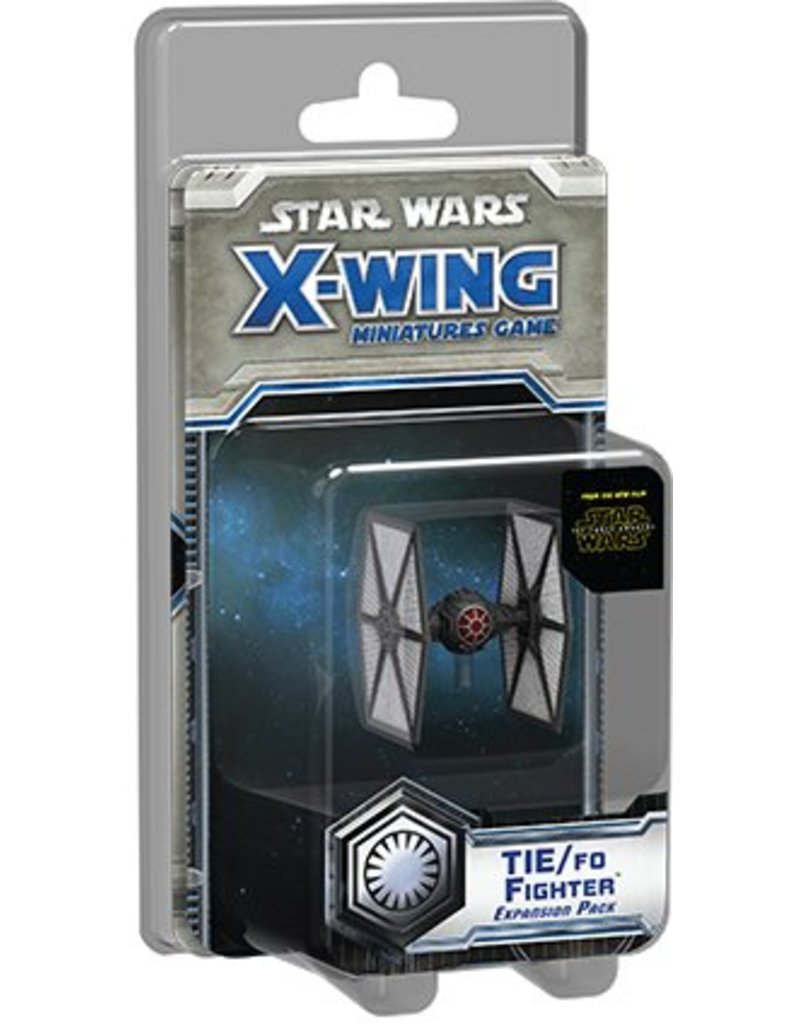 Fantasy Flight Games Star Wars X-Wing: TIE/fo Expansion Pack