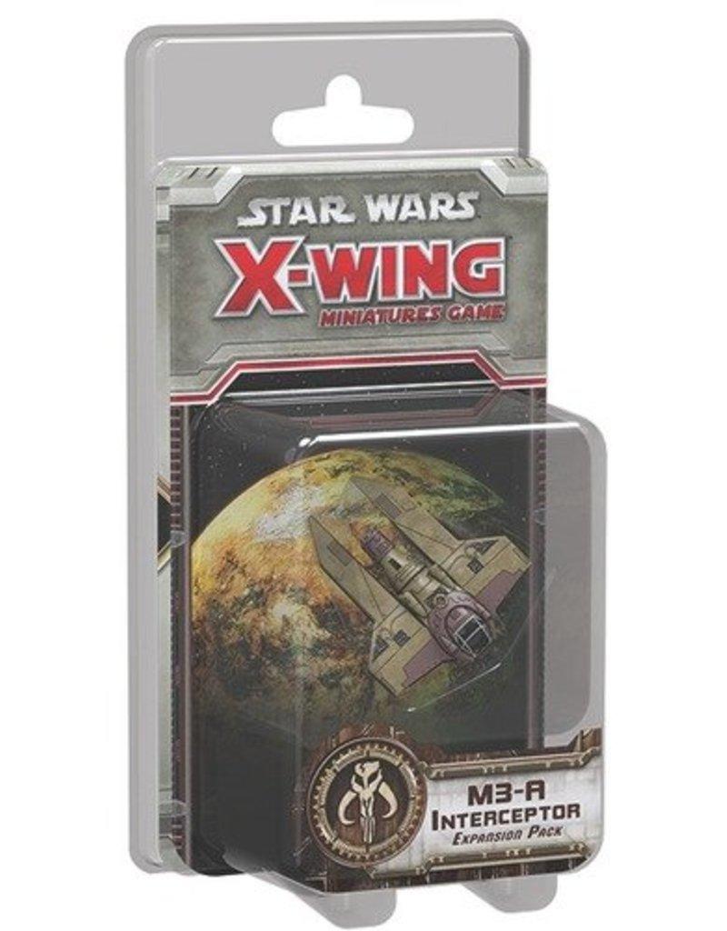 Fantasy Flight Games Star Wars X-Wing: M3-A Interceptor Expansion Pack