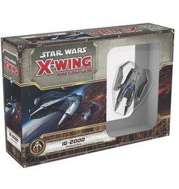 Fantasy Flight Games Star Wars X-Wing: IG-2000 Expansion Pack